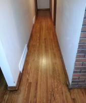 Wood Flooring Resurfacing