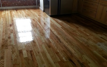 Hardwood Staining & Coating