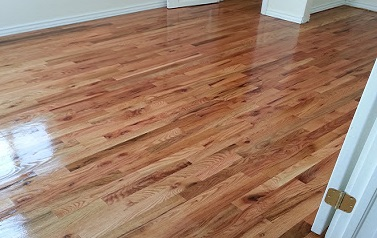 Wood Floor Resurfacing